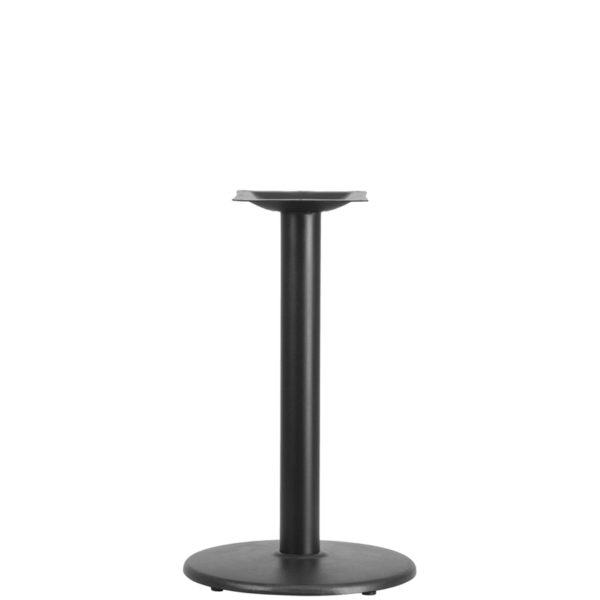 Wholesale 18'' Round Restaurant Table Base with 3'' Dia. Table Height Column