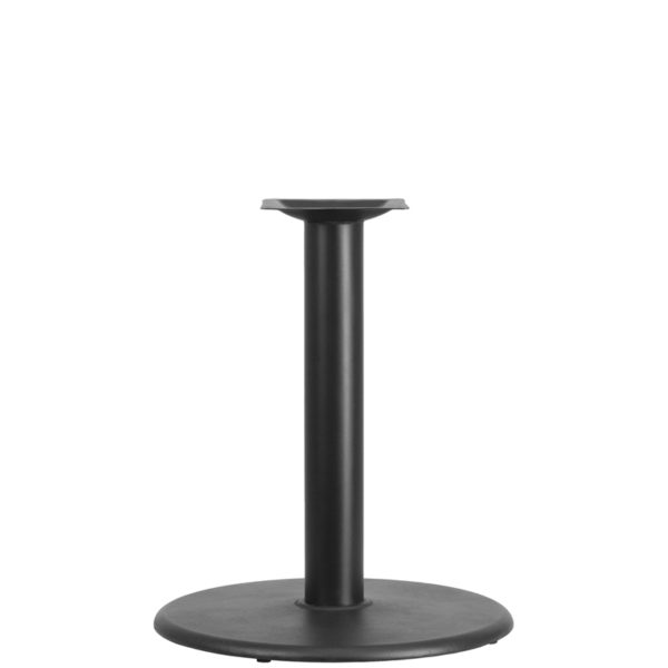 Wholesale 24'' Round Restaurant Table Base with 4'' Dia. Table Height Column