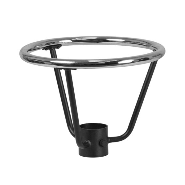 Wholesale Bar Height Table Base Foot Ring with 3.25'' Column Ring - 16'' Diameter