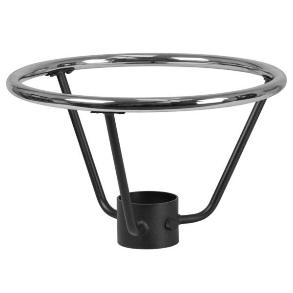 Wholesale Bar Height Table Base Foot Ring with 4.25'' Column Ring - 19.5'' Diameter