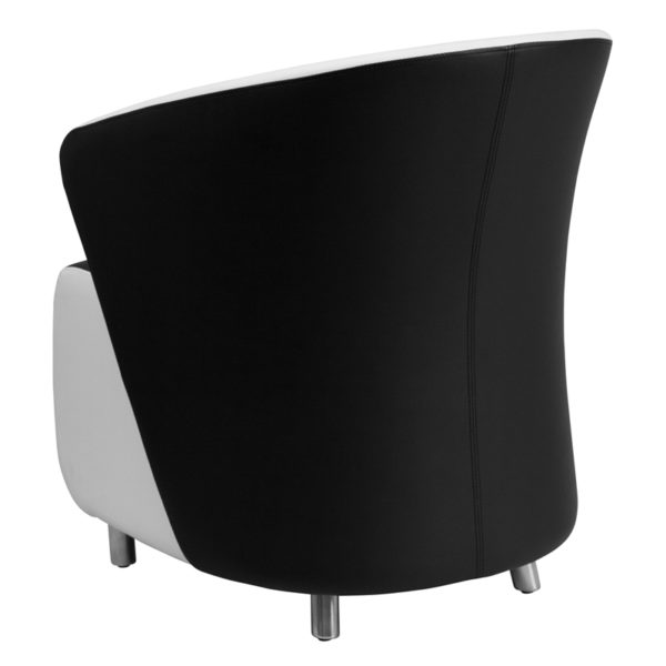 Lounge Chair Black Leather Lounge Chair