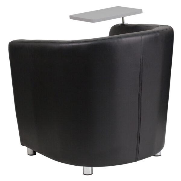 Chrome Legs and Under Seat Storage