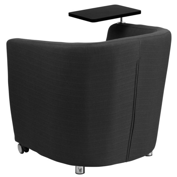 Front Wheel Casters and Under Seat Storage