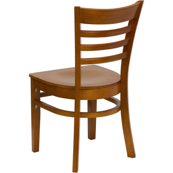 Wood Dining Chair Cherry Wood Dining Chair