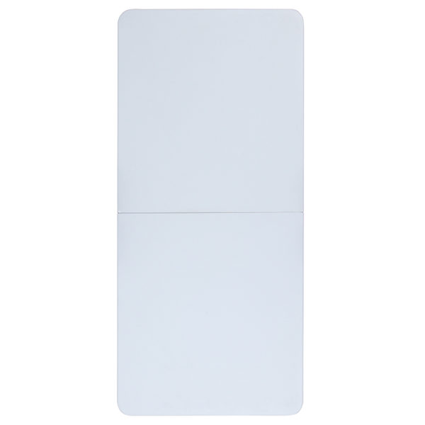 Ready To Use Commercial Table 30x60 White Plastic Fold Table