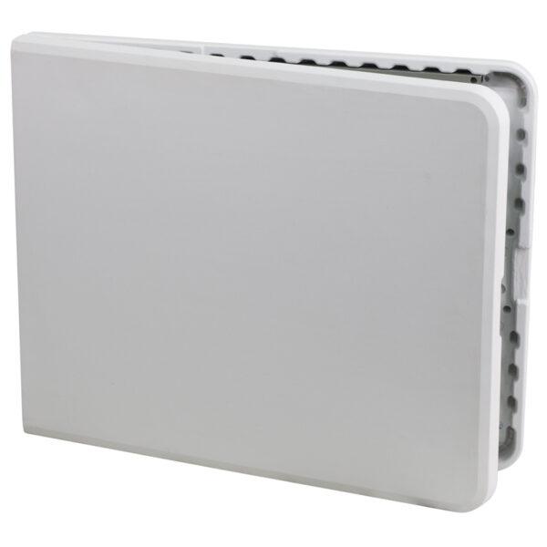 Lowest Price 30''W x 72''L Bi-Fold Granite White Plastic Folding Table