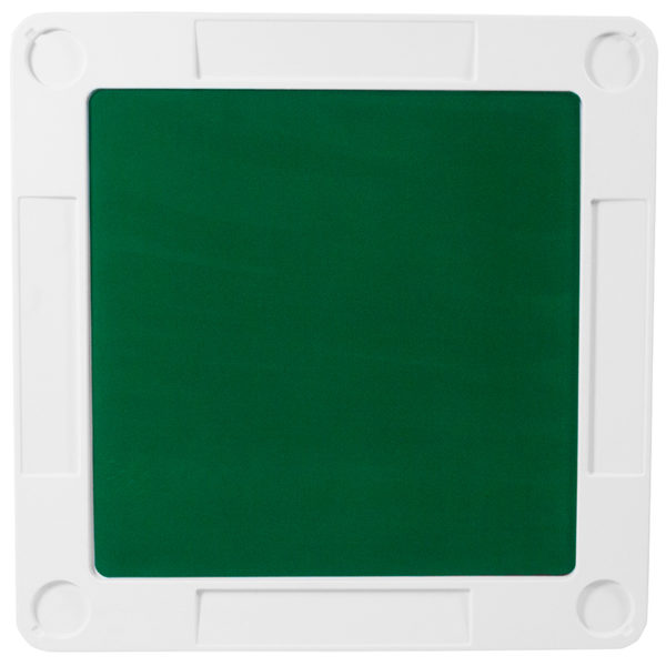 Folding Game Table Green Felt Folding Game Table