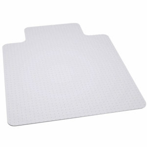 Wholesale 36'' x 48'' Big & Tall 400 lb. Capacity Carpet Chair Mat with Lip