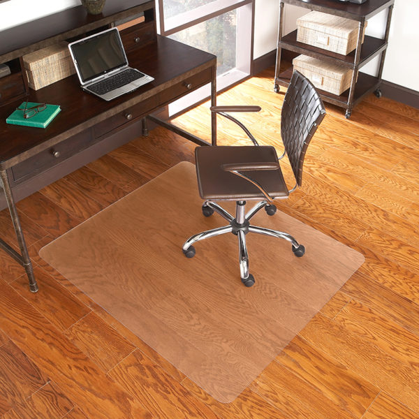 Lowest Price 36'' x 48'' Hard Floor Chair Mat