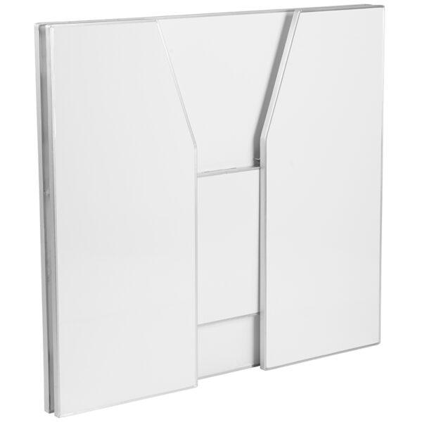 Portable Bar 4' White Foldable Bar