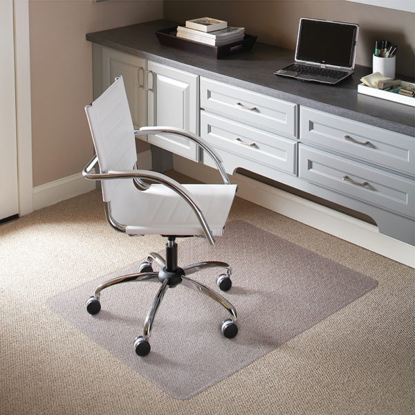 Lowest Price 45'' x 53'' Carpet Chair Mat