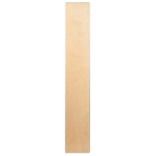 "Folding Table Riser 72"" X 12"" X 12"" Bar Top Riser"