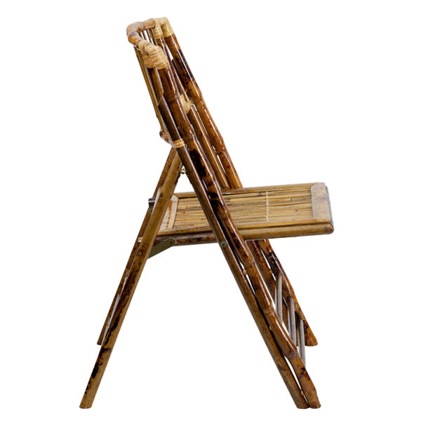 Wood Folding Chair Bamboo Folding Chair