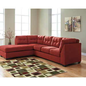 Wholesale Benchcraft Maier Sectional with Left Side Facing Chaise in Sienna Microfiber