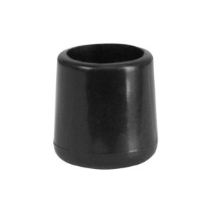 Wholesale Black Replacement Foot Cap for Plastic Folding Chairs