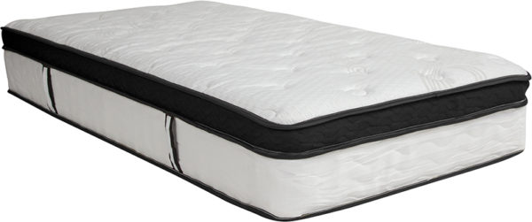 Wholesale Capri Comfortable Sleep 12 Inch Memory Foam and Pocket Spring Mattress