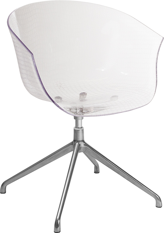 Wholesale Clear Acrylic Contemporary Reception Chair
