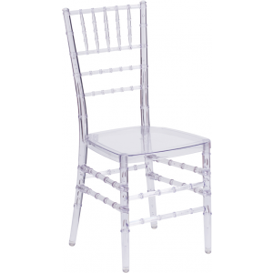 Wholesale Flash Elegance Crystal Ice Stacking Chiavari Chair