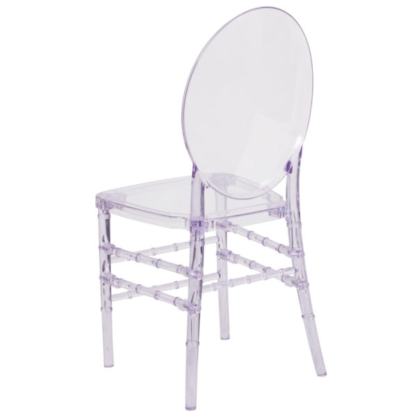 Chiavari Seating Crystal Ice Florence Chair