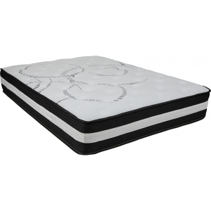 Wholesale Full Size Mattress | Full Size High Density Foam and Pocket Spring Mattress in a Box