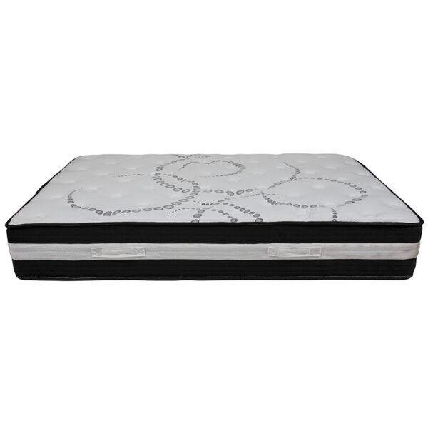 Full mattress 12in Pocket Mattress-Full