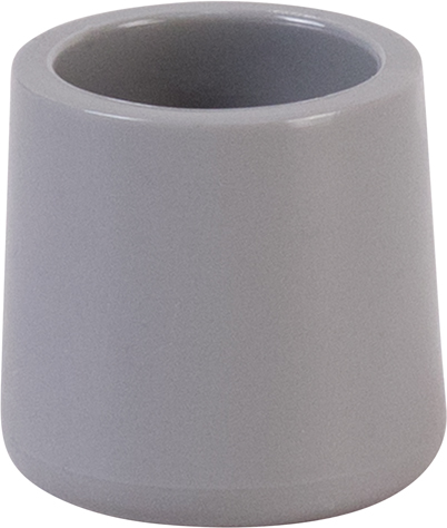 Wholesale Grey Replacement Foot Cap for Plastic Folding Chairs