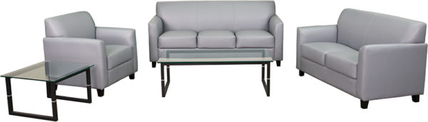 Lowest Price HERCULES Diplomat Series Reception Set in Gray