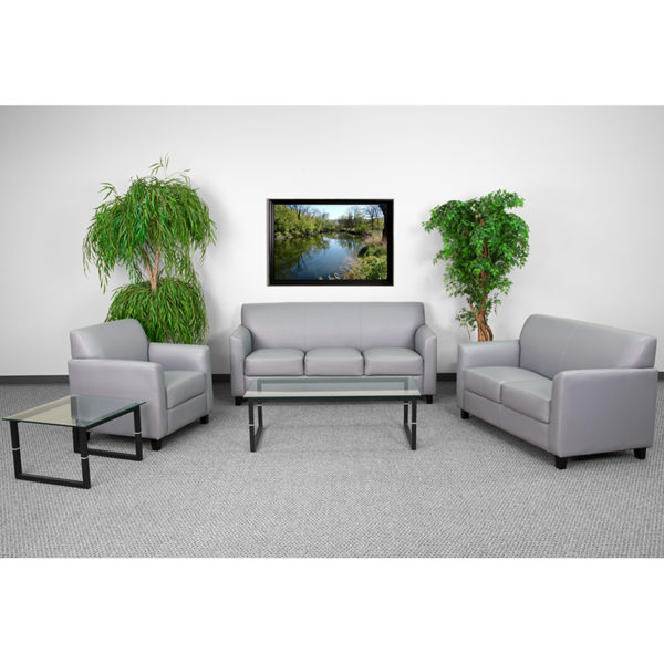 Wholesale HERCULES Diplomat Series Reception Set in Gray