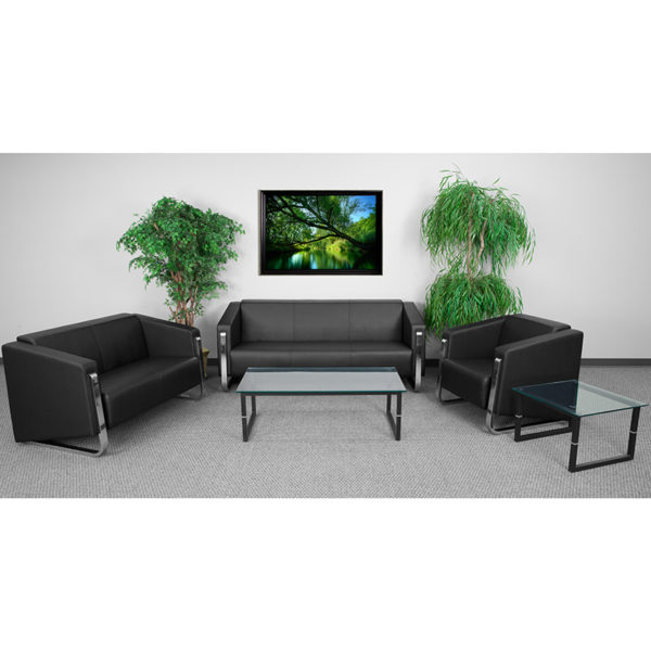 Wholesale HERCULES Gallant Series Reception Set in Black