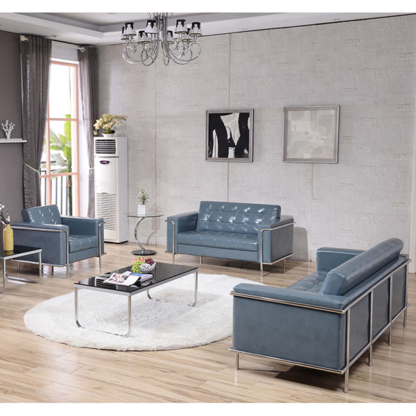 Wholesale HERCULES Lesley Series Reception Set in Gray