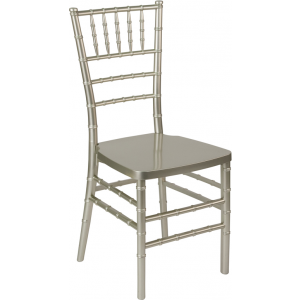 Wholesale HERCULES PREMIUM Series Champagne Resin Stacking Chiavari Chair