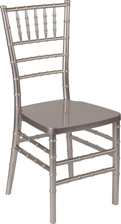 Wholesale HERCULES PREMIUM Series Pewter Resin Stacking Chiavari Chair