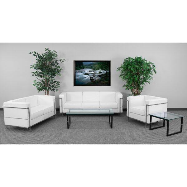 Wholesale HERCULES Regal Series Reception Set in Melrose White