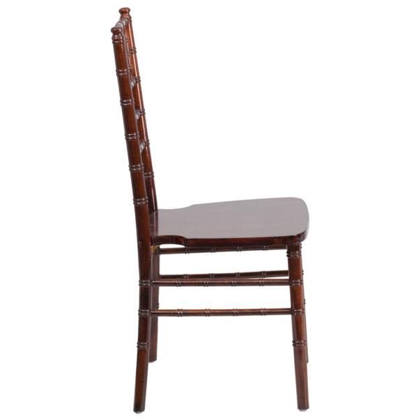 Lowest Price HERCULES Series Fruitwood Chiavari Chair