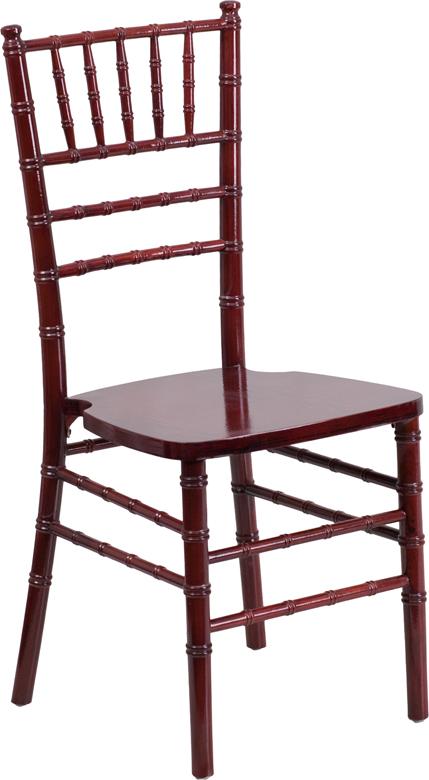 Wholesale HERCULES Series Mahogany Wood Chiavari Chair