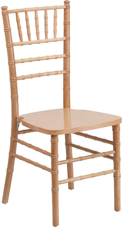 Wholesale HERCULES Series Natural Wood Chiavari Chair