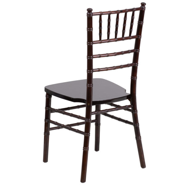 Chiavari Seating Walnut Wood Chiavari Chair