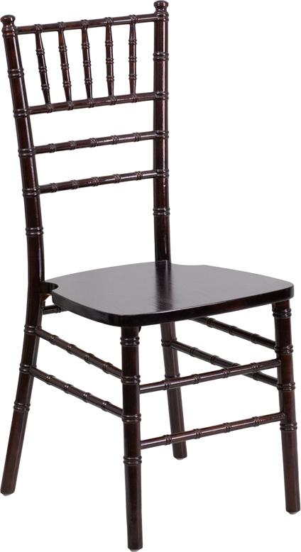 Wholesale HERCULES Series Walnut Wood Chiavari Chair
