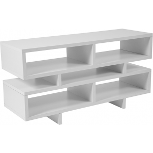 Wholesale Highgate White Finish TV Stand and Media Console