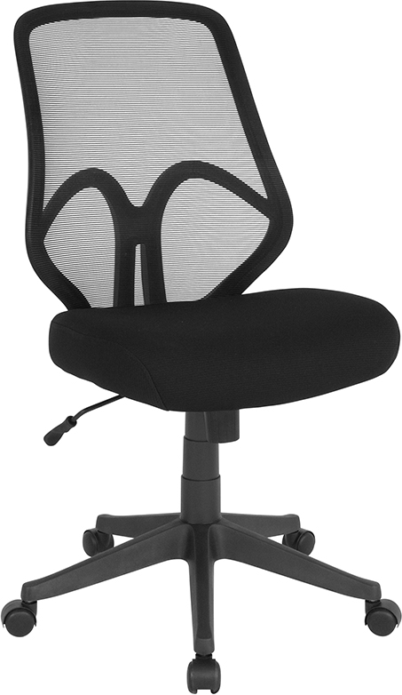 Wholesale Salerno Series High Back Black Mesh Office Chair