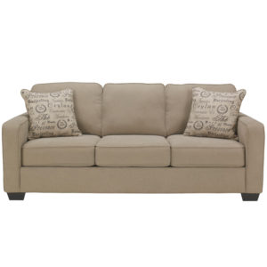 Wholesale Signature Design by Ashley Alenya Sofa in Quartz Microfiber