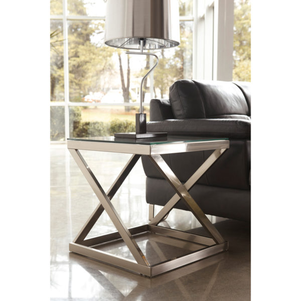 Lowest Price Signature Design by Ashley Coylin End Table