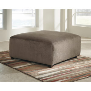 Wholesale Signature Design by Ashley Jessa Place Oversized Ottoman in Dune Fabric