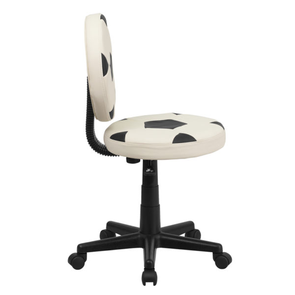 Lowest Price Soccer Swivel Task Office Chair