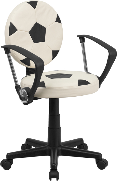 Wholesale Soccer Swivel Task Office Chair with Arms