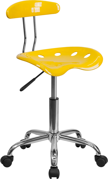 Wholesale Swivel Task Chair |Adjustable Swivel Chair for Desk and Office with Tractor Seat
