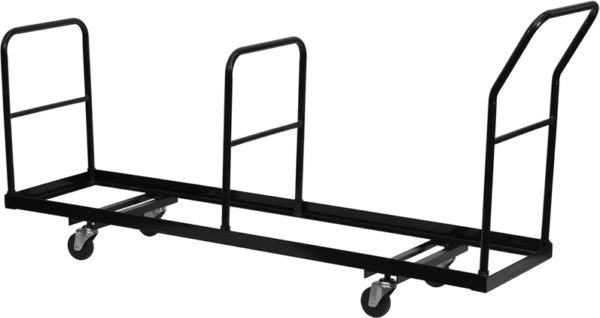 Wholesale Vertical Storage Folding Chair Dolly - 35 Chair Capacity