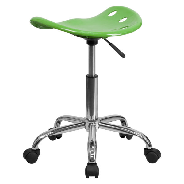 Tractor Style Stool Spicy Lime Tractor Stool