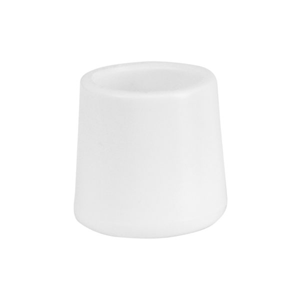 Wholesale White Replacement Foot Cap for Plastic Folding Chairs